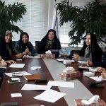 نخستین جلسه شورای مرکزی جدید انجمن رزا برگزار شد