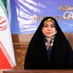 با حکم امیرمکری اولین مدیر فرودگاهی زن در ایران منصوب شد